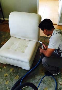 Professional Furniture Cleaning Van Nuys